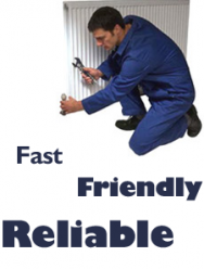 Fast friendly reliable service techs